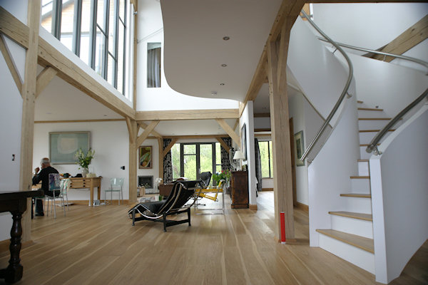 Staircase Joinery Design And Make Bespoke Helical And Spiral