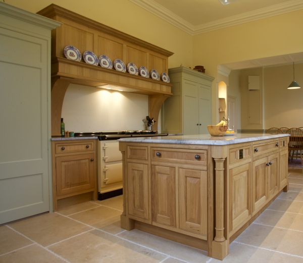 Handmade Kitchens of the highest quality by Staircase Joinery