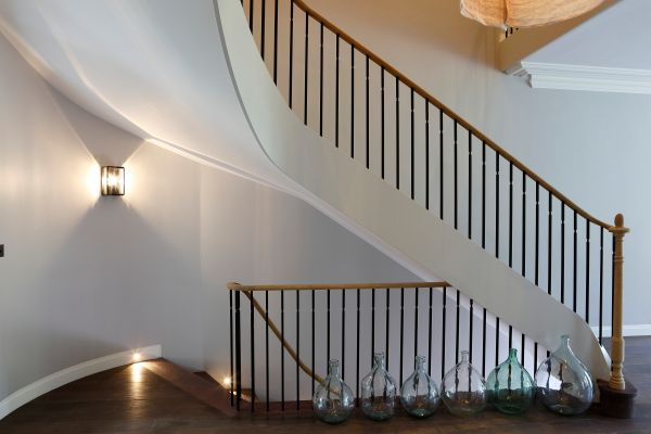 Staircase joinery design and make bespoke staircases for Georgian staircase design